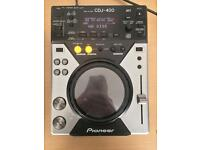 Pioneer CDJ 400 CDJ400