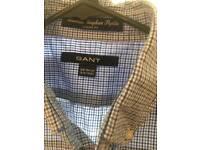 Variety of Designer clothes, Ralph Lauren, Gant, Lyle & Scott Tommy Hilfiger.