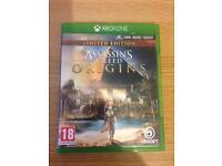 Assassins creed origins Xbox one
