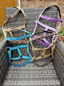 Headcollars for horse, pony or foal