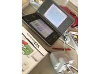 Nintendo DSi XL. A1 condition. With extras