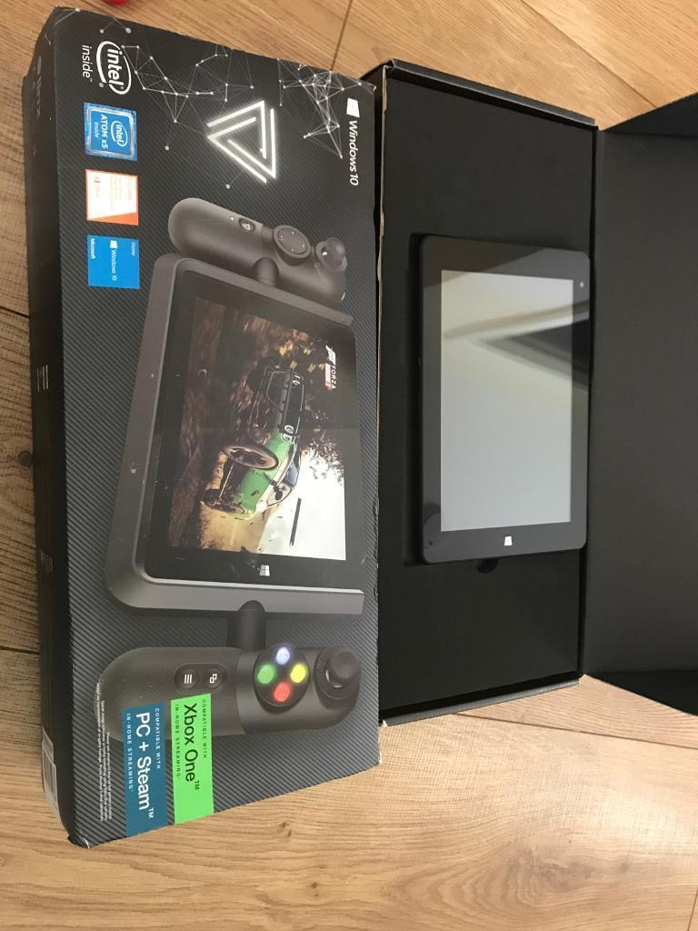 Windows 10 Gaming Tablet - as new - changing cable not included | in York,  North Yorkshire | Gumtree