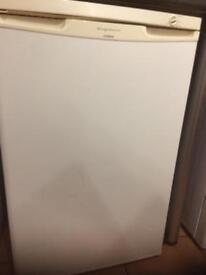 Large fridge and under counter freezer
