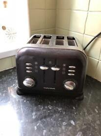 Murphy Richards 4 slice Toaster