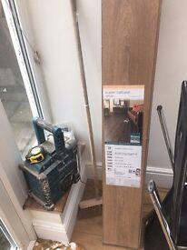 2 packs of Harlech Oak 8mm Laminate Flooring | Krono Original | Supernatural
