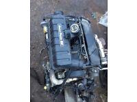 FORD TRANSIT MK6 2000 - 2006 FWD 2.0 TDDI COMPLETE ENGINE TURBO INJECTORS F3FA