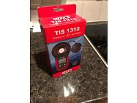 TIS digital light meter test instrument