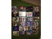 24 DVDs - Job Lot