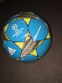adidas champions league blue yellow and grey