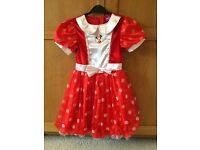 Disney Minnie Mouse Dressing Up (Age 7-8)