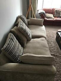 Large SCS Sofa (4 seater )