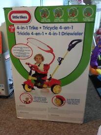 Little tikes 4in1 trike