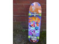 Moshi Monster Skateboard
