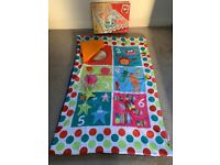 NUBY baby activity mat