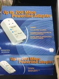 New Powerline adaptor