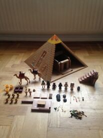 Playmobil Egyptian Pyramid