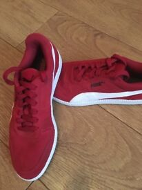 BRAND NEW PUMA SUEDES FOR SALE
