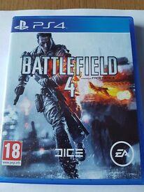 Battlefield 4 - PS4 - £10 - Excellent Condition