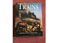 The great book of trains (Brian Hollingsworth)