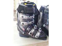 Salomon Ladies Ski Boots For Sale
