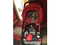 Mamas & Papas Armadillo Pushchair- excellent condition