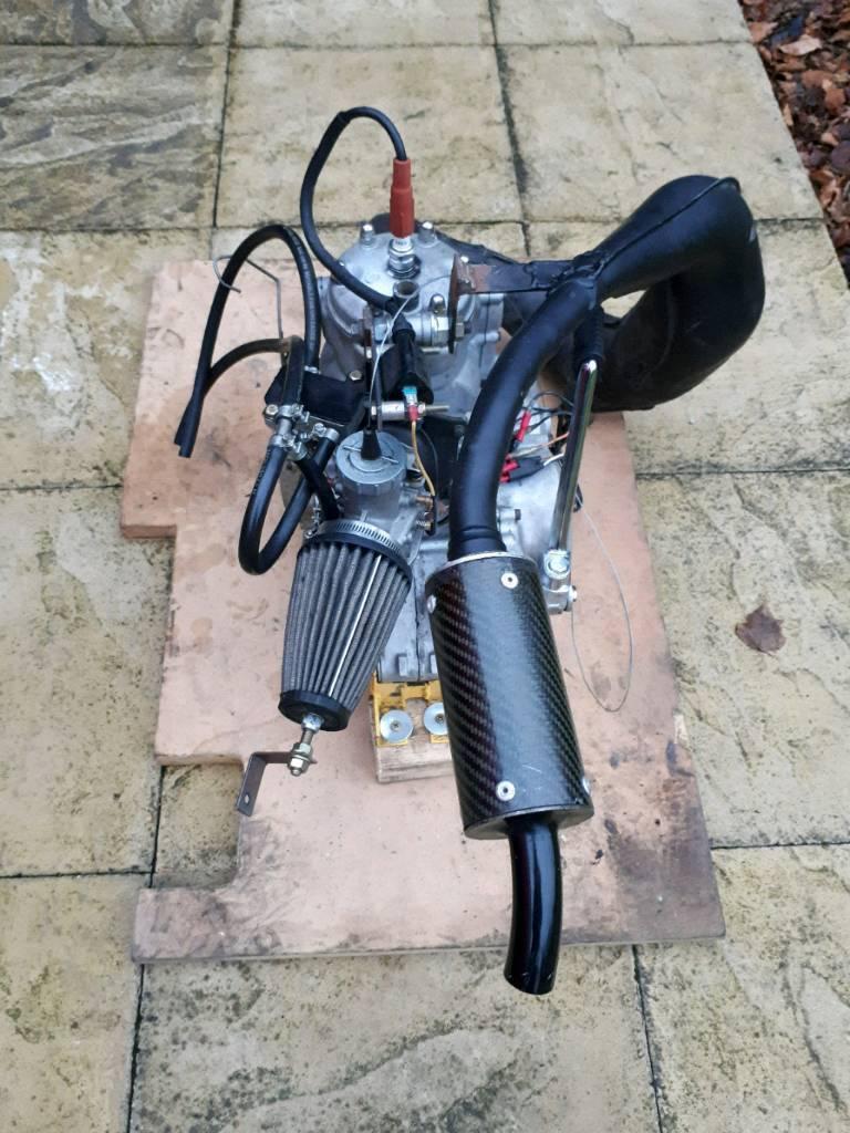 Yamaha yz250 engine for motor bike or go kart | in Hoghton
