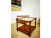 Pair of G plan Bamboo occasional tables