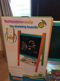 multipurpose drawing board