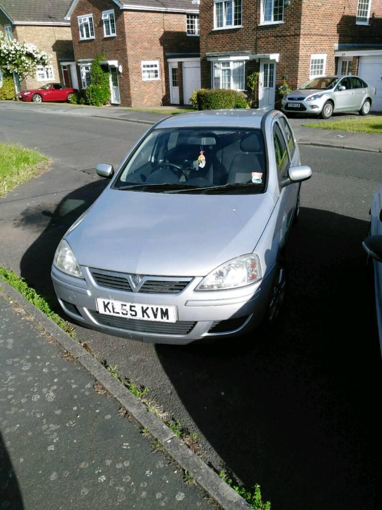 2005 Vauxhall Corsa C Twinport 1.2l 5dr hatchback 57,000 miles