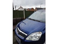 Lovely Vauxhall Zafira 1.6 Petrol in very good condition