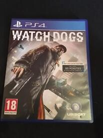 Watchdogs (PlayStation 4)