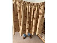 Lounge/dining room curtains