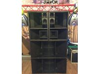 DJ Disco Equipmet for sale