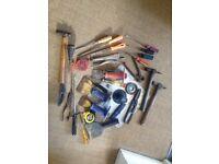 hand tools joblot 2