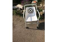 FREE TO COLLECTOR - shower chair