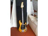 Musicman Sabre pre Ernie Ball bass