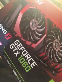 GTX 1060 3GB GAMING X msi