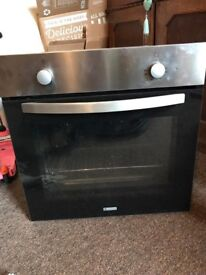 33 Lamona Single Cavity Built In Integrated Oven and Grill 1 YEAR GUARANTEE FREE DEL N FIT