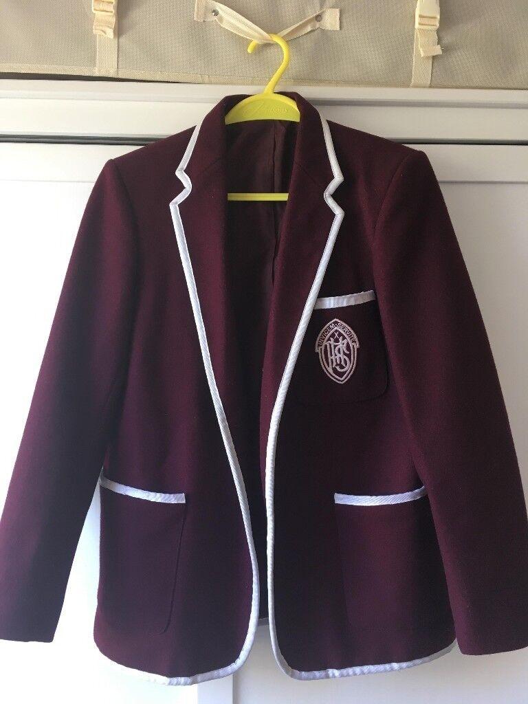 Falkirk High School Girls Prefect Blazer (Wool)