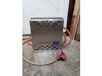 Green house heater
