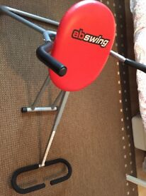 ABB Swing -perfect condition. Need to fe-clutter hence price £5.00