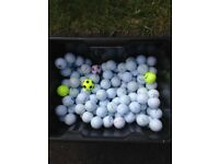 PREMIUM GOLF BALLS, TITELIST PRO V's, CHROME SOFTS, BRIDGESTONES CHEAPEST PRICES AROUND.