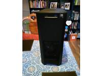 Tower pc case