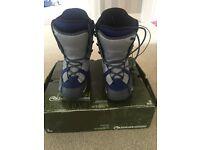 K2 Snowboarding Boots (UK 8.5)