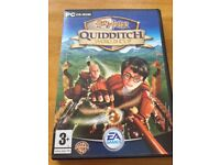 HARRY POTTER QUIDDITCH WORLD CUP PC CD-ROM GAME