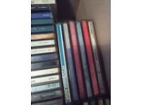 Music CDs from 60s to 2000