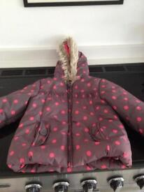 Mothercare jacket 5-6