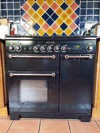 Gas cooker for sale. Rangemaster Kitchener 90
