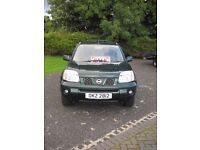 2005 NISSAN X-TRAIL IN EXCEPTIONAL CONDITION