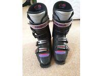 Retro Ski Boots